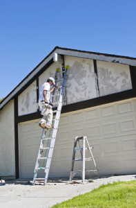 role of residential painters